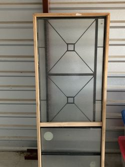 Stained Glass Window for Sale in Lorena,  TX