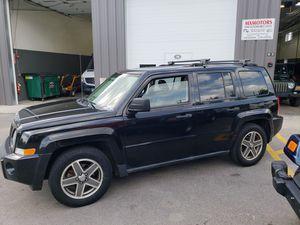 2008 Jeep Patriot 4x4 for Sale in Ashland, MA