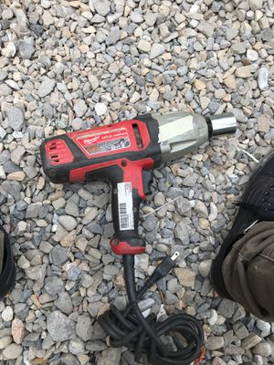 Milwaukee impact wrench for Sale in West Valley City, UT