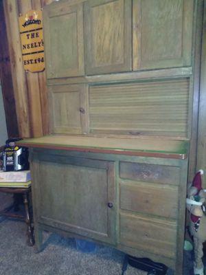 Antique Hooiser Cabinet for Sale in Pickens, SC