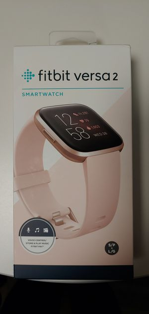 Fitbit Versa 2 - BRAND NEW SEALED for Sale in Tacoma, WA