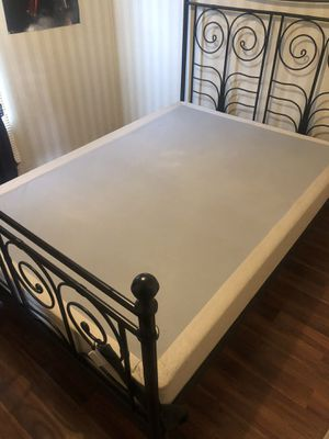 FULL SIZE BED FRAME for Sale in Richmond, VA