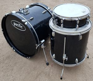 Pacific and Sound Design Drums Nice! for Sale in Lake Elsinore, CA