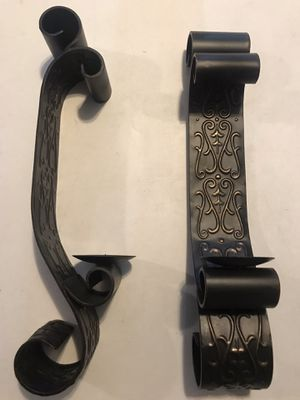 Pair of wall candle holders for Sale in Hialeah, FL