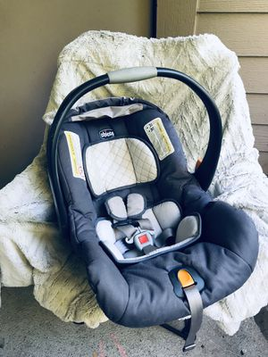 Chicco keyfit30 car seat for Sale in Eugene, OR