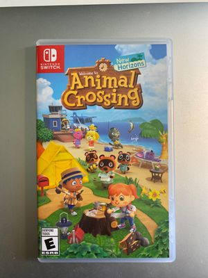 Animal Crossing_Switch Game for Sale in Los Angeles, CA