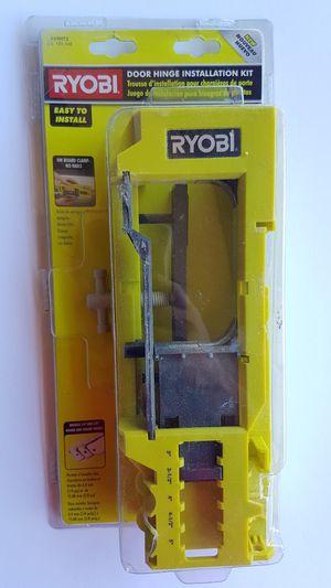 Ryobi Door Hindge Installation Kit for Sale in Vancouver, WA
