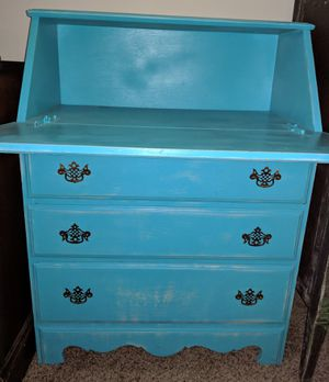 Shabby Chic Secretary Desk for Sale in Beaverton, OR