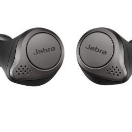 Jabra Elite 75t Wireless Earbuds W/ Charger for Sale in Waterbury, CT