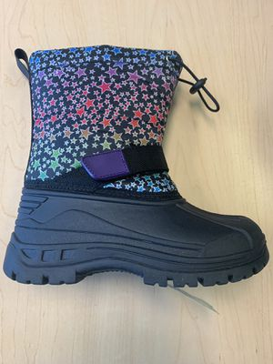 Snow boots for little girls kids sizes size 11, 12, 13, 1, 2. 3, 4 for Sale in Bell Gardens, CA