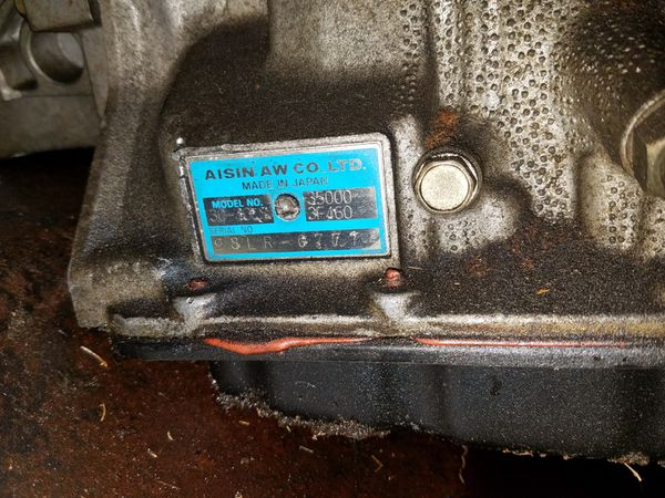 JDM Toyota Lexus Aristo GS300 IS300 A650 Automatic Transmission for Sale in  San Gabriel, CA - OfferUp