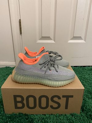 BRAND NEW ADIDAS YEEZY BOOST 350 DESERT SAGE SIZE 4 5 5.5 6 for Sale in Fort Washington, MD