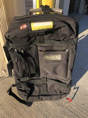 Burton snowboard Bag with wheels- MAKE me an officer for Sale in El Cajon, CA