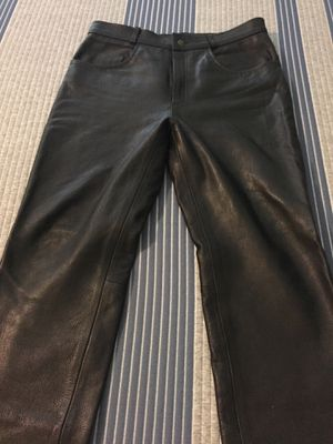 X Element motorcycle gear leather pants for Sale in San Antonio, TX