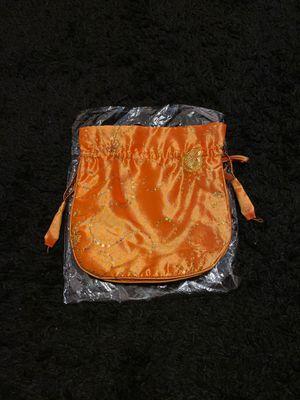 Orange Teardrop purse for Sale in Columbia, MD