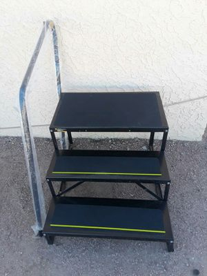 Park model econo 3 step Park model stairs for Sale in Apache Junction, AZ