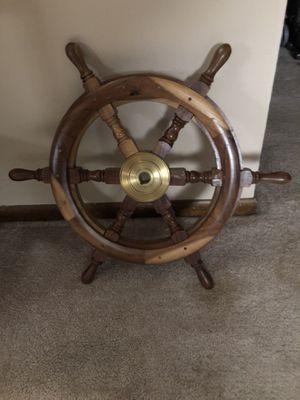 Boat steering wheel for Sale in Reynoldsburg, OH