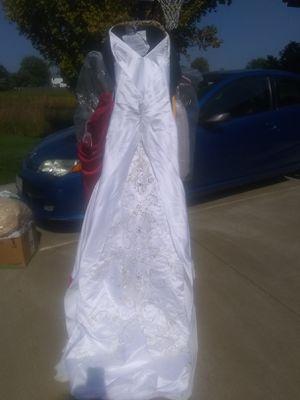 Wedding gown from Jasmine for Sale in Carol Stream, IL