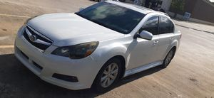 Subaru legacy 2012 for Sale in Irving, TX