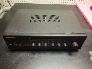 Radio Shack PA Amplifier 40 Watt Dual Microphone for Sale in Queen Creek, AZ