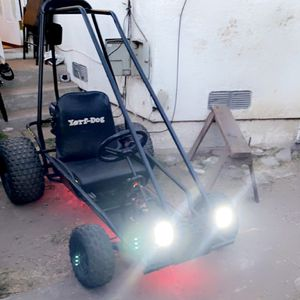 YERF Adult Size Go-Kart Black for Sale in Los Angeles, CA