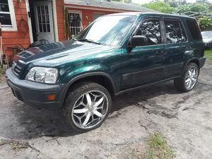 Honda crv 1999 automatic cold a/c for Sale in Tampa, FL