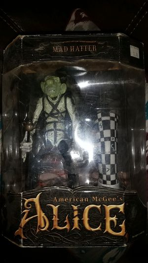 American McGee's Mad Hatter Action Figure for Sale in Phoenix, AZ