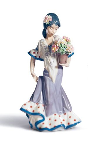 Lladro - Flor Maria Flamenco Figurine for Sale in Yorba Linda, CA