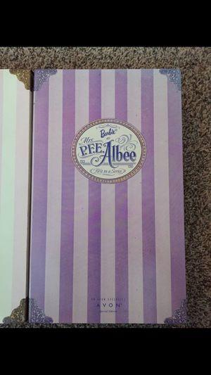 1997 PFE ALBEE COLLECTOR BARBIE DOLL NRFB for Sale in Brea, CA