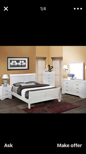 Queen size bedroom set for Sale in Norcross, GA