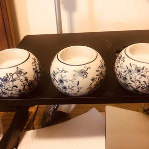 Three beautiful candleholders for Sale in Cambridge, MA