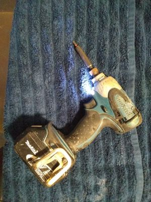 Makita drill no charger for Sale in FAIRMOUNT HGT, MD