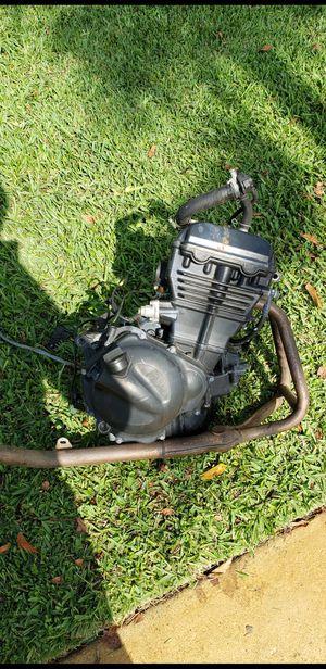 Kawasaki ninja motor for Sale in Pembroke Pines, FL
