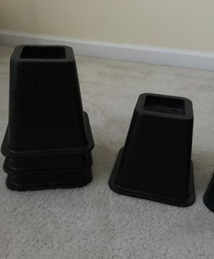 Bed risers for Sale in Morrisville, NC