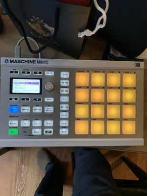 Maschine Mikro MK2 by Native Instruments Never used for Sale in Livonia, MI