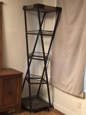 Gorgeous Heavyweight Tungsten Halogen Lamp 5-Tier Shelf for Sale in Martinsburg, WV