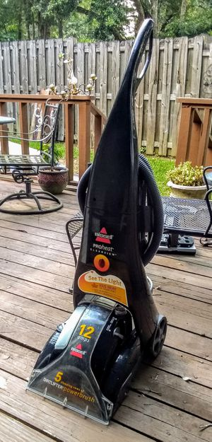 Bissell Proheat Clearview upright cleaner for Sale in Mobile, AL