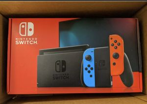 Brand new Nintendo Switch for Sale in Morgantown, WV