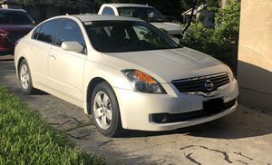 2007 Nissan Altima for Sale in San Antonio, TX