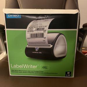 Dymo LabelWriter 4XL for Sale in Burtonsville, MD