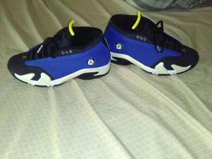 Air Jordans laney 14s size 9 condition 9.3/10 for Sale in Denver, CO