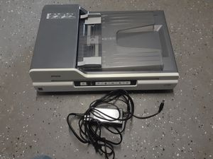Epson GT-1500 J261A flatbed scanner for Sale in North Fort Myers, FL