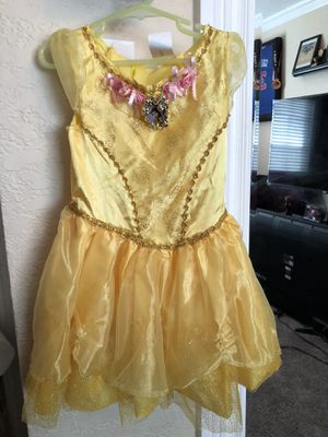 Belle. Beauty & the Beast Costume for Sale in Whittier, CA