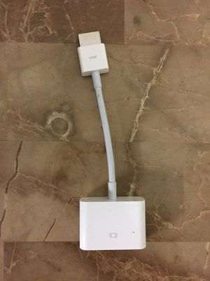 HDMI to DVI adapter converter for desktop laptop computer projector or compatible devices for Sale in Pembroke Pines, FL
