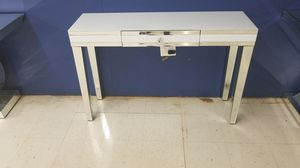 Glass Mirrored Console Table for Sale in Tampa, FL