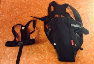 Baby Carrier and Toddler Harness $10 for Sale in Riverside, CA