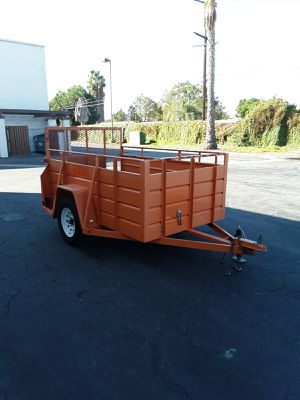 Utility. trailer for Sale in CTY OF CMMRCE, CA