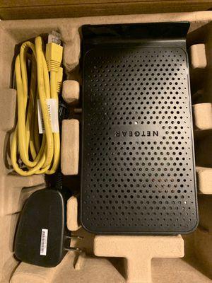Net Gear WiFi Modem Router for Sale in Round Rock, TX