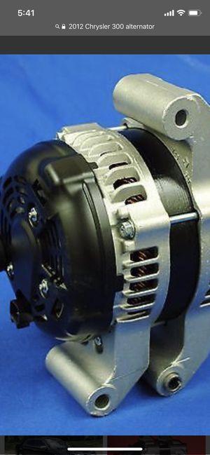Brand new 2012 Chrysler 300 alternator for Sale in Adelphi, MD