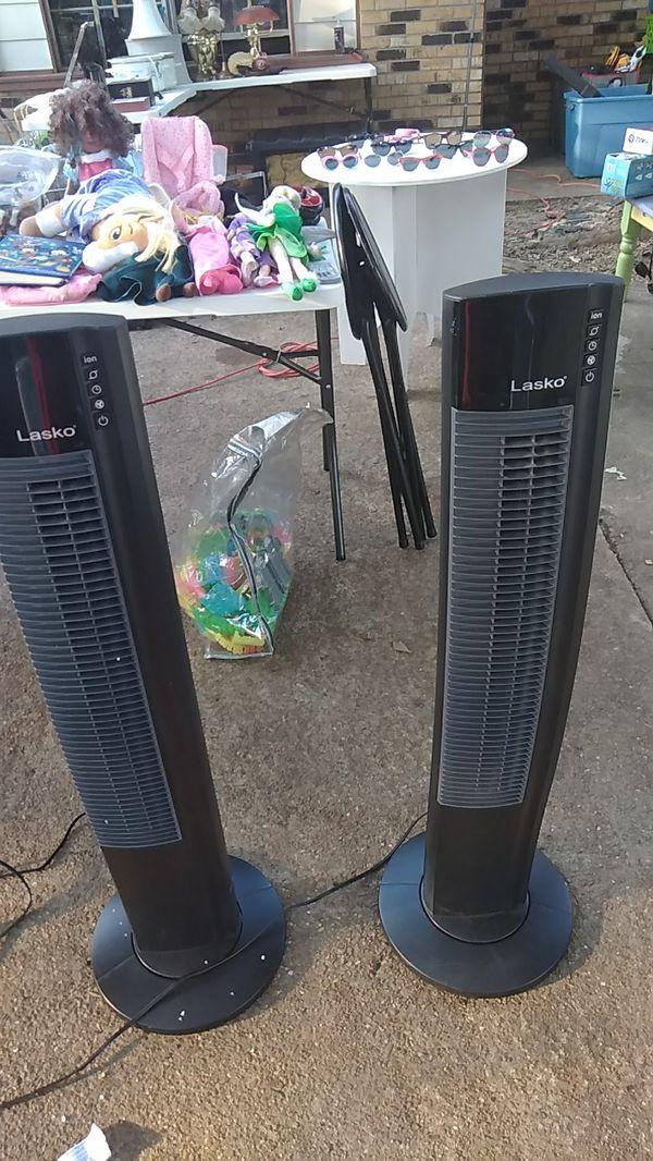 Lasko Tower fan 5 speed